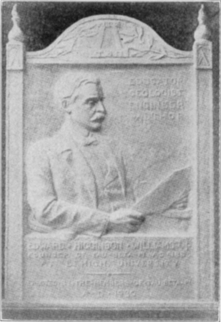 Williams Memorial tablet