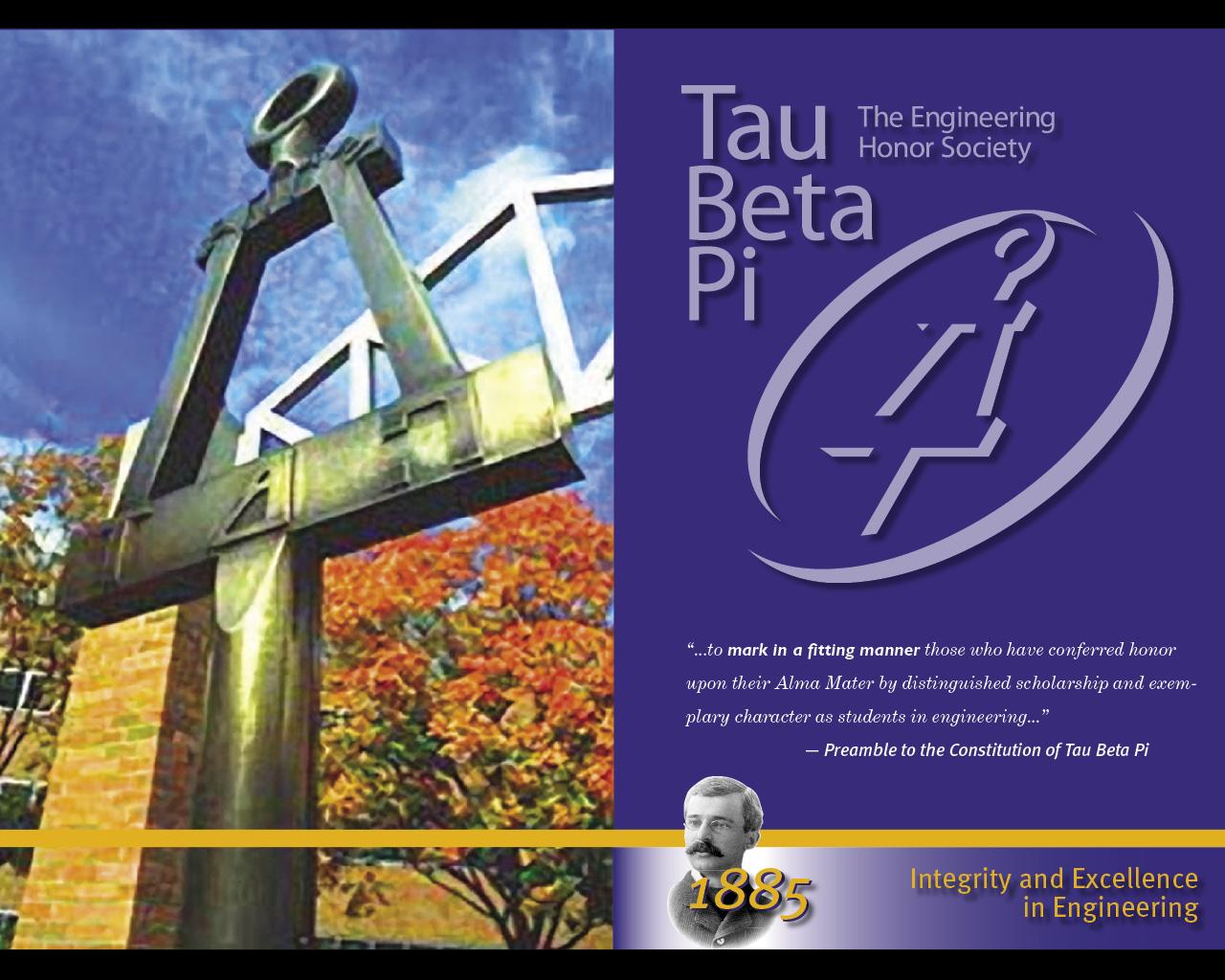 Tau Beta Pi - Wallpaper