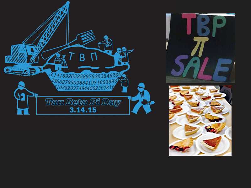 Pi Day March 14, 2014